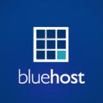 Bluehost hosting companies logo