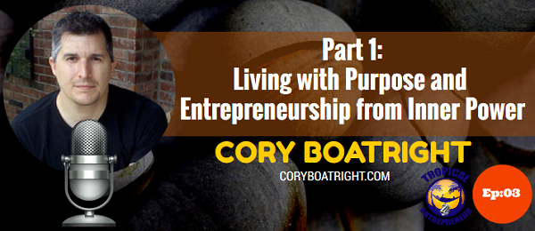 Cory Boatright - Part 1