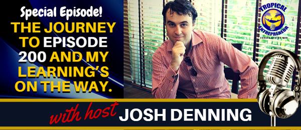 Josh - episode 200