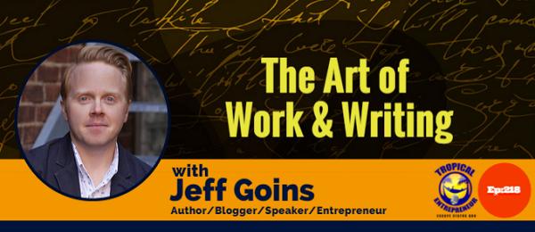 Jeff Goins